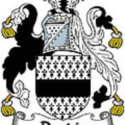 Dardis Coat Of Arms Irish Art Print