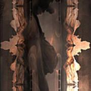 Dark Angel's Crossing Art Print