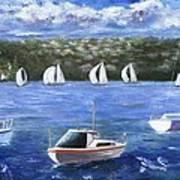 Darling Harbor Art Print