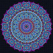 Darren's Mandala Art Print
