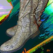 Das Boots Art Print
