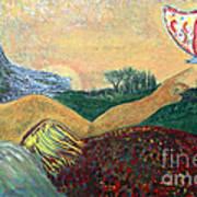 Daughter Earth Art Print