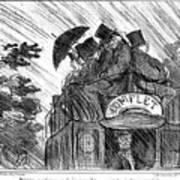 Bus, 1856 Art Print