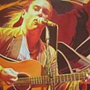 Dave Matthews At Vegoose Art Print