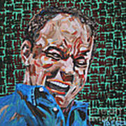 Dave Matthews Portrait Art Print