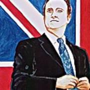 David Cameron 2010 Art Print