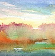 Dawn 43 Art Print