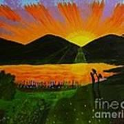Dawn Dream Art Print