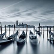 Dawn In Venice Art Print