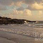 Dawn On The Coral Sea Art Print
