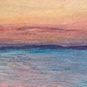 Dawn Over Troy Art Print