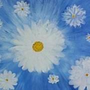 Daydreamin Daisy Art Print