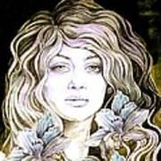Daylily 2 Art Print