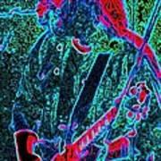 Days Between - Jerry Garcia - Musicians Art Print