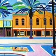 Mckays Irish Pub Daytona Florida Art Print