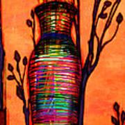 De Vase Art Print