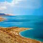 Dead Sea Art Print