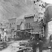 Deadwood, South Dakota Art Print