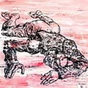Death Of A Matador Art Print
