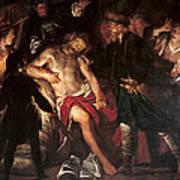 Death Of Cato Art Print