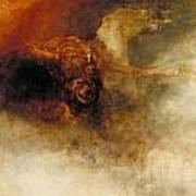 Death On A Pale Horse Art Print