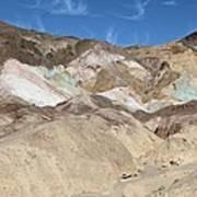 Death Valley Rock #2 Art Print