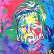 Deborah Lybrand Art Print