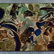 Debris 8 Art Print
