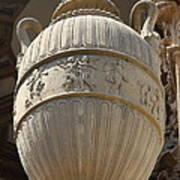 Decorative Urn - Palace Of Fine Arts Sf Art Print