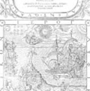 Dee Navigation, 1577 Art Print