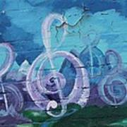Deep Ellum Means Music Art Print