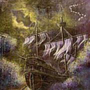 Deep Peace Art Print