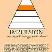 Impulsion Defined Art Print
