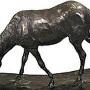 Degas, Edgar 1834-1917. Horse Art Print