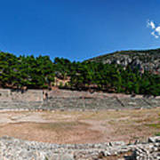 Delphi - Greece Art Print