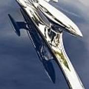 Delta 88 Rocket Art Print