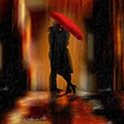 Deluge Of Love Art Print