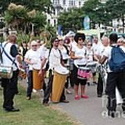 Dende Nation Samba Drum Troupe Art Print