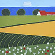 Denmark 5 Art Print