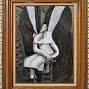 Dennice - Framed Art Print