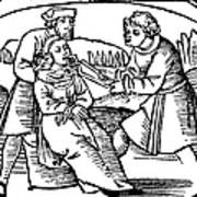 Dentistry, 1542 Art Print
