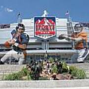 Denver Broncos Sports Authority Field Print by Joe Hamilton