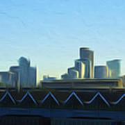 Denver V2 Art Print
