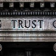 Depositors Trust Company Art Print