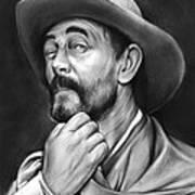 Deputy Festus Haggen Art Print