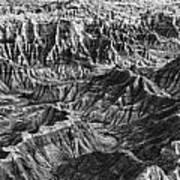 Desert Panorama Art Print