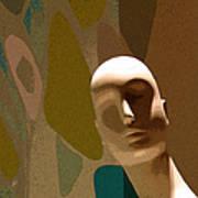 Design With Mannequin Art Print