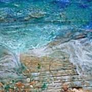 Detail 7 From Rhapsody On The Sea Art Print