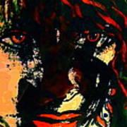 Determination Art Print