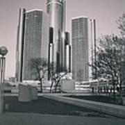 Detroit2 Art Print
